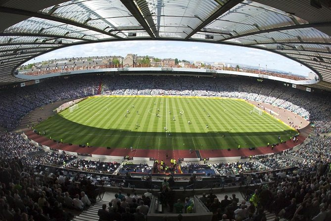 Hampden Park Stadium and Museum Tour
