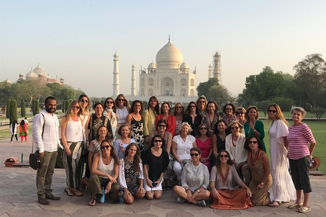 Private Day Trip to Taj Mahal by Car from Delhi