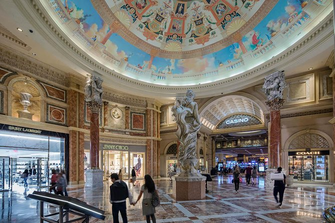 Forum Shops at Caesars - Shop and Play