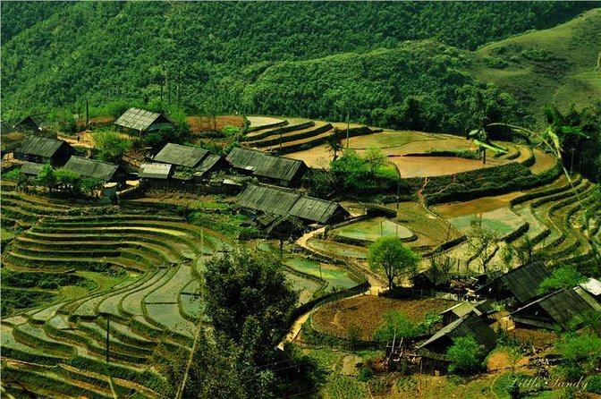 Hill tribe & Rice terraces 2 days 1 night