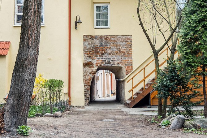 Alternativ Vilnius Walking Tour