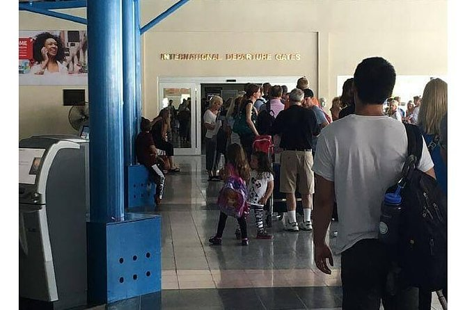 Providenciales Airport Fast-Track Service