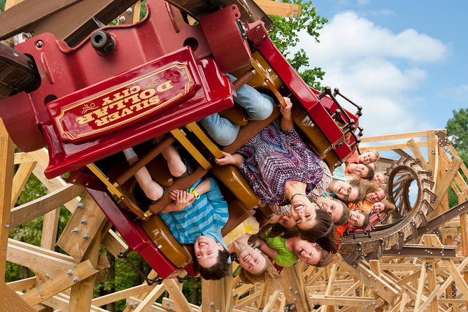 Skip-The-Line: Silver Dollar City Admission Ticket