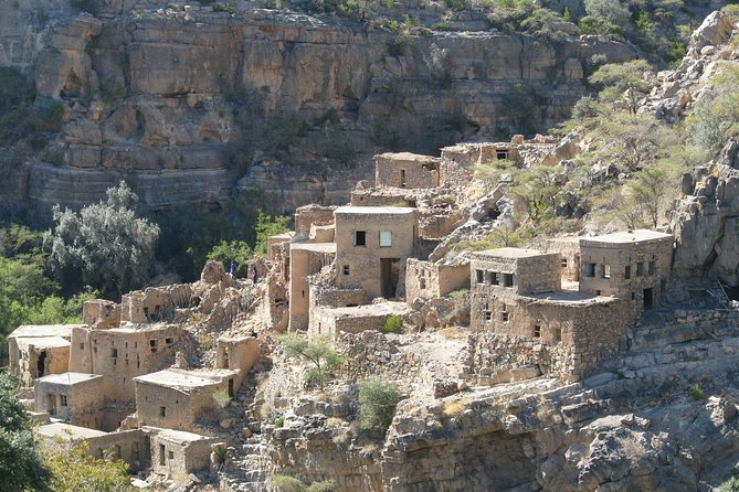 Small Group Camping Tour to Jabal Akhdar from Muscat