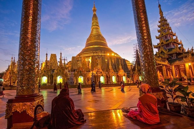 Explore the Mystery of Yangon