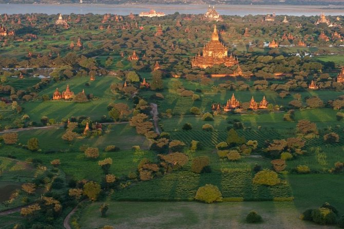 Bagan Daily Life and River Cruise
