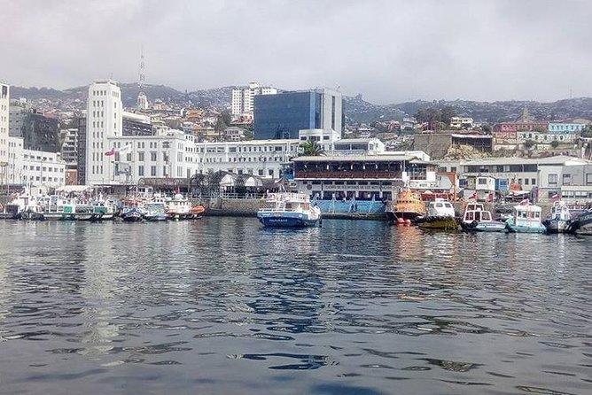 private transfer valparaiso pier to the airport