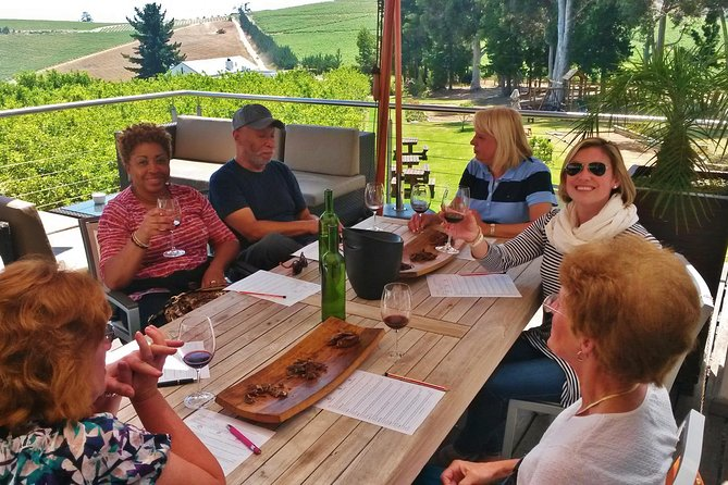 The Wine story of Cape Town 2020