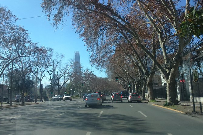 Transfer From The Airport To The Hotel on Santiago City