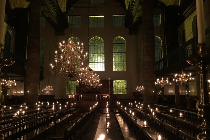 Skip the Line: Portuguese Synagogue - Candlelight Concerts in Amsterdam Ticket photo 2
