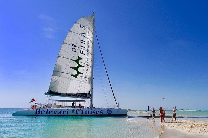 Abu Dhabi Catamaran Island Cruise