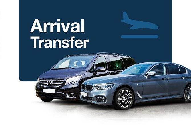 Private Arrival Transfer from Vienna Airport to Bratislava City
