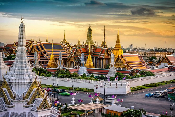 Private Tour: Grand Palace with Emerald Buddha Temple