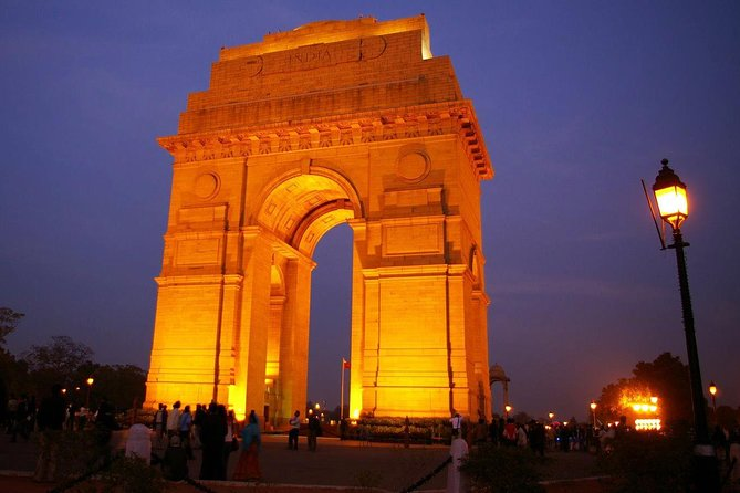 Night View of Delhi Tour - 4 Hrs