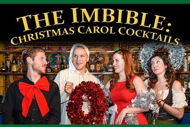 The Imbible: Christmas Carol Cocktails photo 1