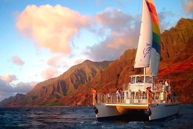 Sunset Dinner Cruise Off The Na Pali