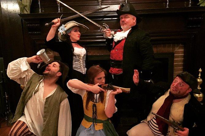 Family Friendly Haunted Dinner Theatre en Salem