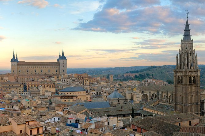 Toledo and El Greco Guided Tour with Optional Cathedral and Lunch
