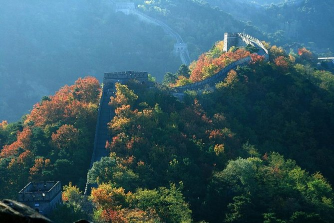 Independent Tour to Muitanyu Great Wall from Beijing