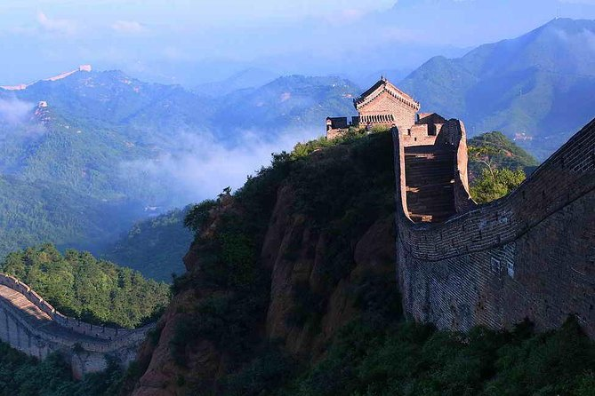 Independent Tour to Jinshanling Great Wall from Beijing