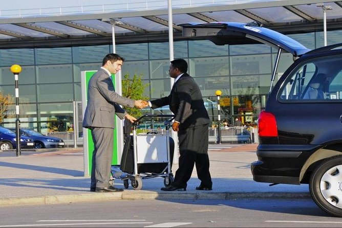 Private Airport Transfer from Santiago, Chile