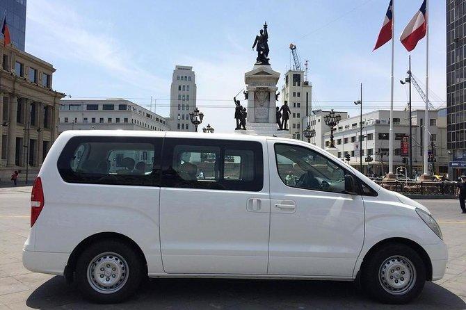 Private transfer from Valparaiso or Viña del Mar to San Antonio