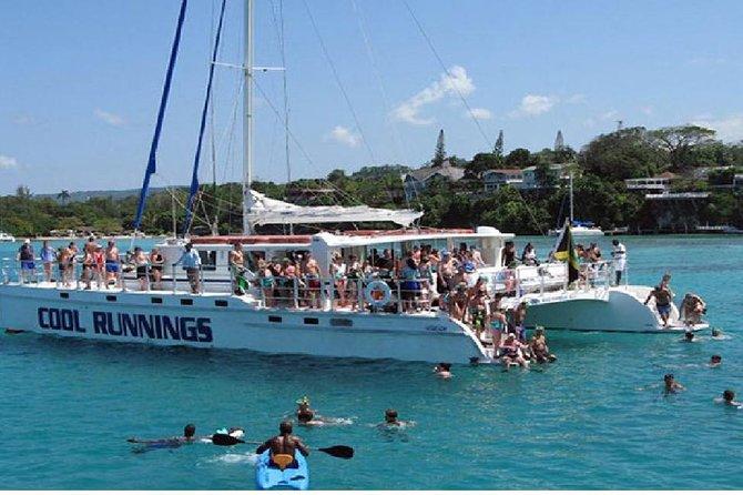 Catamaran Booze Cruise And Shopping