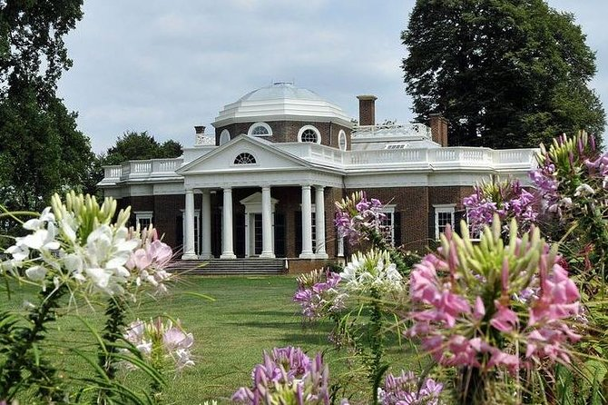 Fine Monticello And Thomas Jefferson Country Day Trip From Washington Dc Home Interior And Landscaping Synyenasavecom