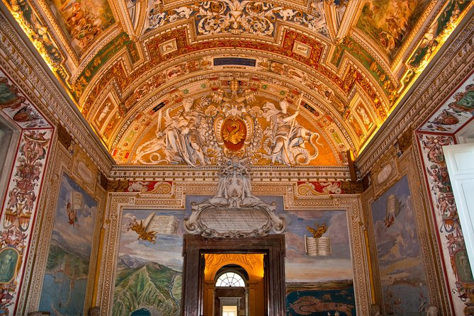 Just Ticket - Vatican Museum & Sistine Chapel Fast track