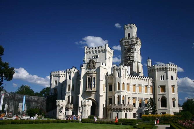 One day trips in the surroundings of Cesky Krumlov