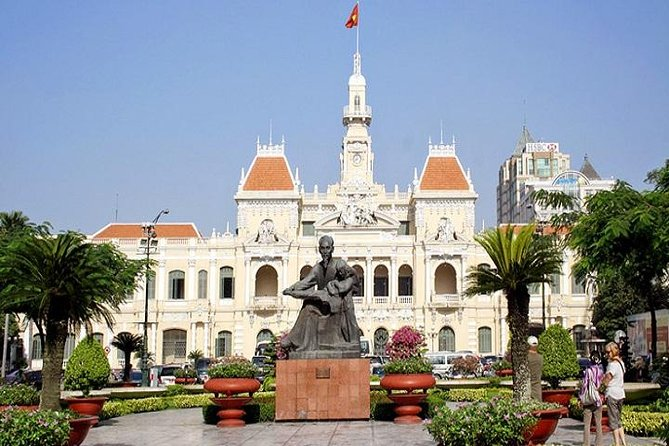 Private Tour: Full Day Ho Chi Minh Highlight City Tour