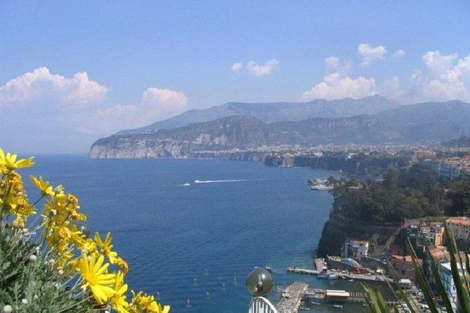 Naples, Pompeii and Sorrento full day tour from Naples