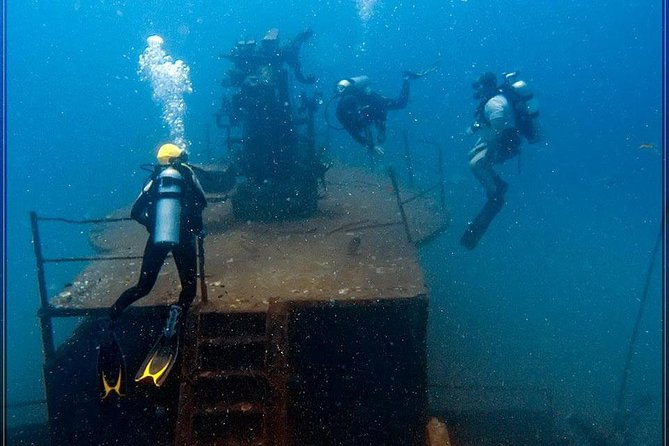 PADI Advanced Open Water Diver course Two days one night included accommodation