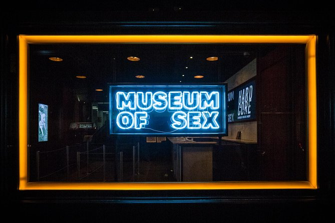 Museum of Sex Admission Ticket
