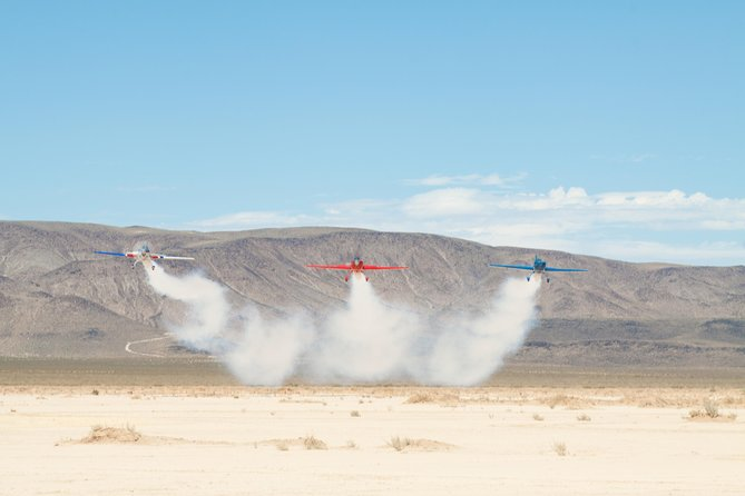 Exclusive: Fighter Pilot Experience in Las Vegas