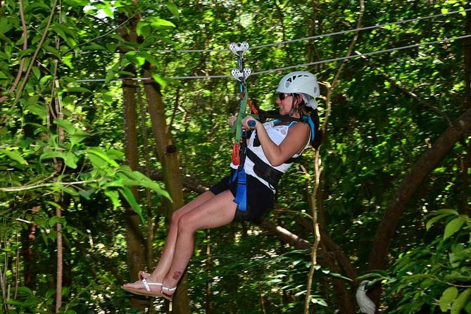 Dunns River Falls and Mystic Mountain Private Transportation