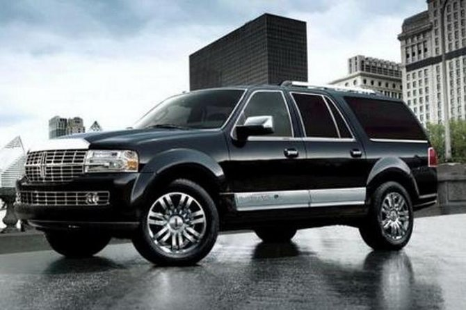 Private SUV Tour: Best of NYC