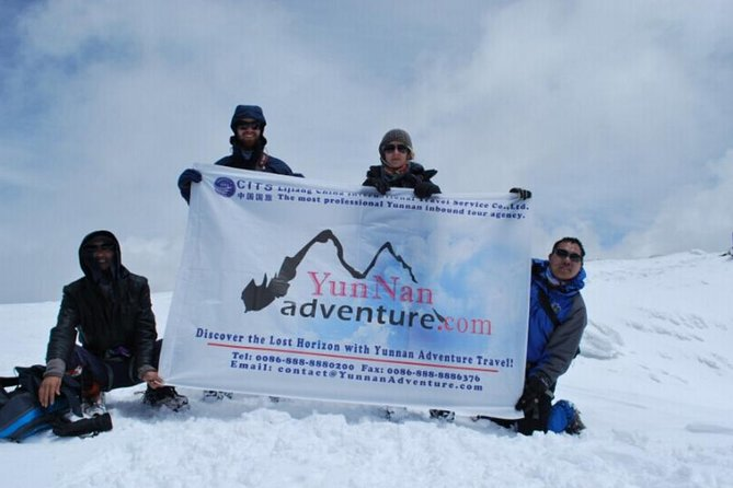 5 Days Haba Snow Mountain Climbing Adventure with Tiger Leaping Gorge Tour