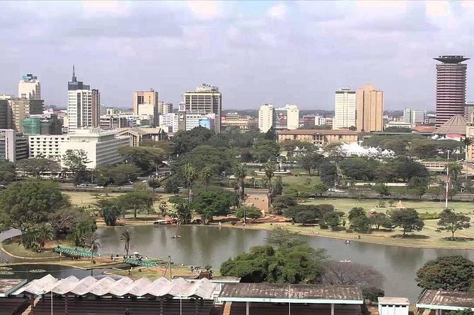 Nairobi tailor made itinerary