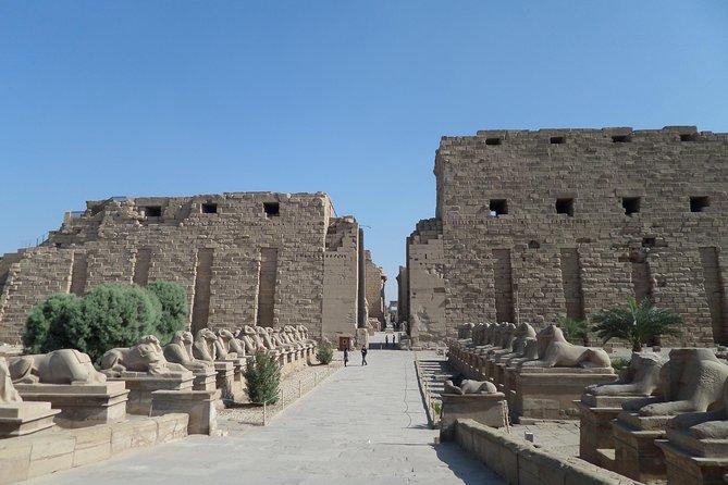 Luxor History's highlights