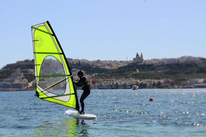 Windsurfing Beginner Practical Session