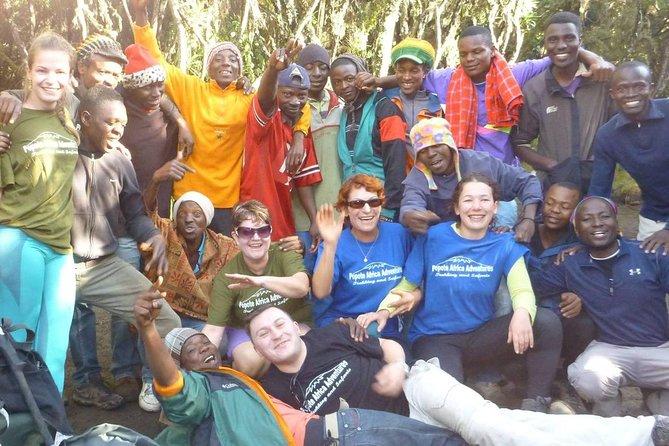 Kilimanjaro Trek - Machame route 7 days