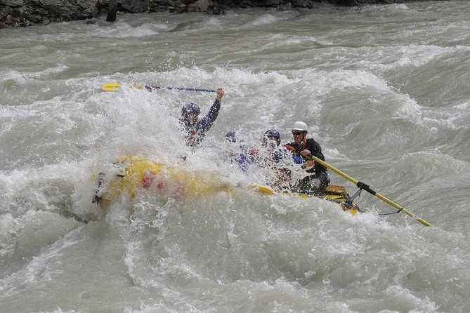 Extreme Whitewater Rafting on Kicking Horse River photo 4