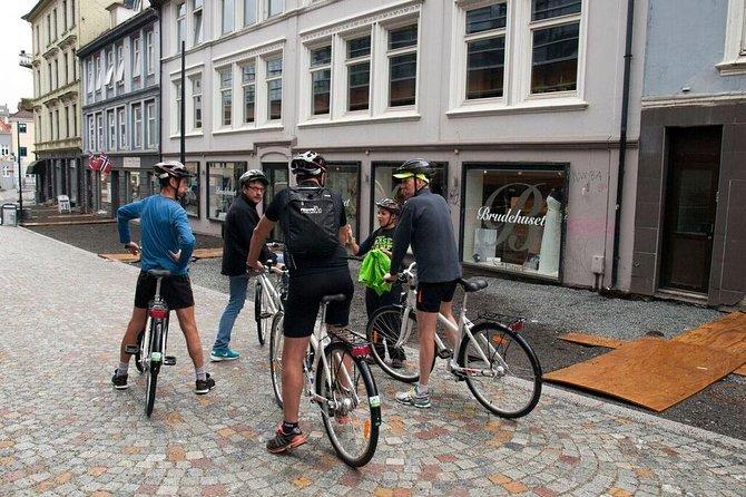 Biking Tour and Grieg Concert in Bergen