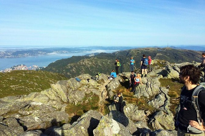 Biking and Hiking in Bergen