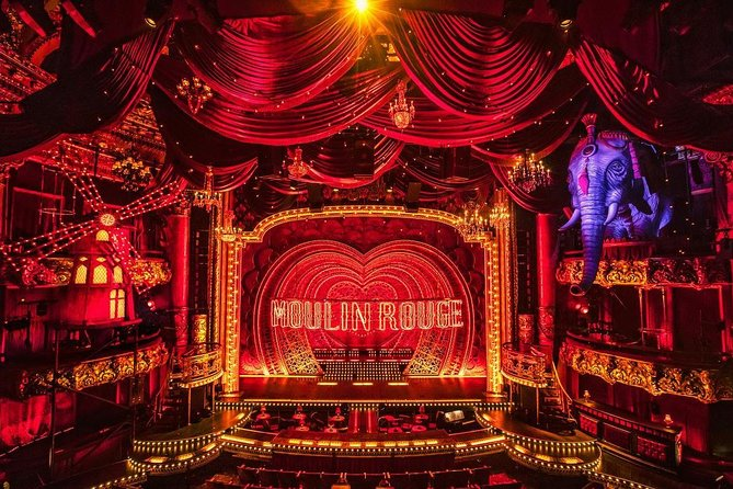 Moulin Rouge The Musical on Broadway