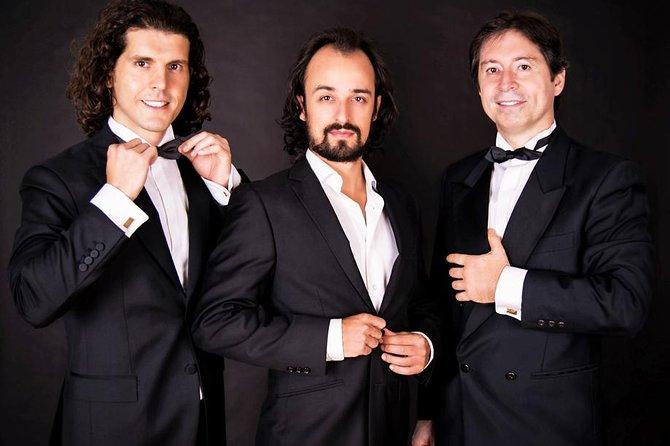 Die drei Tenöre und der Tango der Liebe in Barcelona