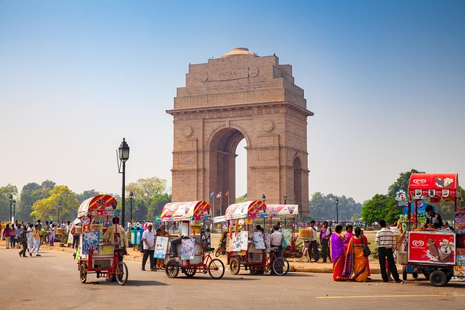 Delhi Private City Tour: Customize your own