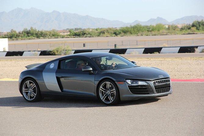 Audi R8 Supercar Experience at Grandsport Speedway