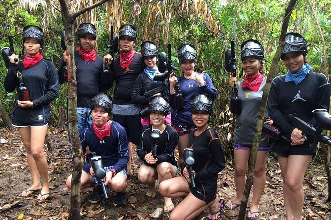 Discover El Nido Paintball